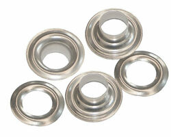 Osborne No. N1-6 – 1-3-16″ Id, Nickel Grommets And Plain Washers 6 - 48 Sets Only