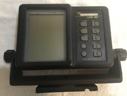 Humminbird Lcr3d Head Unit And Mounting Attachment Base - Parts Only
