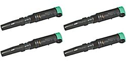 4 X Ignition Coil Meat And Doria For Renault Dacia Lada 1.6 16v 7700107177