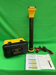 Vivax Vloc Dm2 Pipeline Defect Mapper And 100w Transmitter Genny Kit - Calibrated