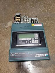 Used Reliance Electric Flexpak 3000 40fn4042 20/40hp 240/500vdc 73a