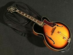 Epiphone Emperor Regent As No.101720 Electric Guitar With Soft Case
