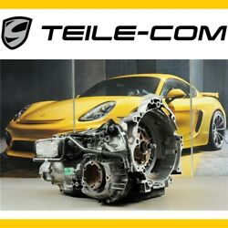 80 Orig. Porsche 986 Boxster S Tiptronic Gearbox A86.20/transmission