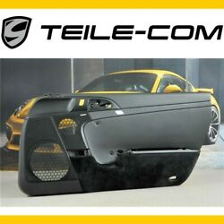 60 Porsche 911 997/987 Boxster/cayman Door Panel Bose / Leather Black Right