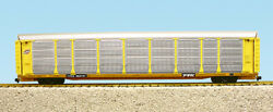 Usa Trains G Scale Bi Level Auto Carrier R17184 Chicago And Northwestern