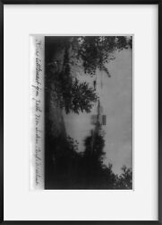 Photo Kineo Settlement From Path Near Indian Camp, Moosehead, 1884-91, Maine, M