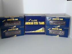 American Flyer By Lionel 6-48613 Bessemer And Lake Erie Hopper Car Set