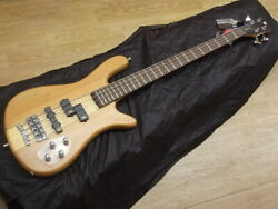 Warwick Rock Bass Streamer Stage1 4 String Electric Bass Guitar With Gig Bag