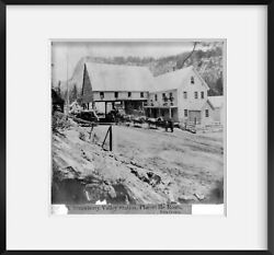 1866 Photo Strawberry Valley Station Placerville Route Yuba County $14.99