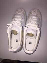 New Air Force 1 Low Year Of The Dog 2017 White Ao9281-100 Sample Exclusive