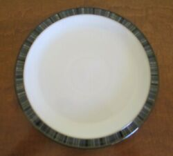 Denby Made In England, Jet Stripes Dinner Plates, Numerous