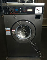 Speed Queen Sc20md2 Washer-extractor, 20lb, Coin, 220v, 3ph, Reconditioned
