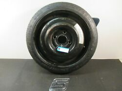 1998 Honda Civic Lx 4-door13-inch Space Saver Spare Tire Shows Light Use