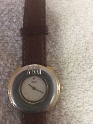 Extremely Rare One Of A Kind Vintage Seiko 2y00-0240 Womenand039s Watch