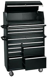 Draper 42 Combined Roller Cabinet And Tool Chest 12 Drawer