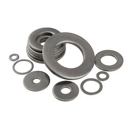 Flat Washers Fit Metric Bolts And Screws 316 Stainless Steel M2-m24