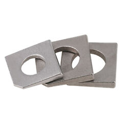 Square Bevel Washers A2 304 Stainless Steel M6 M8 M10 M12 M16 M18 M20 M27 M30