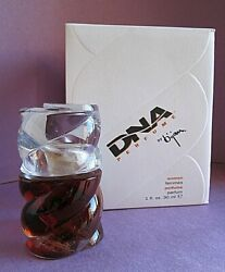 Dna By Bijan Women Femme 1993 Vintage Pure Perfume 30 Ml 1 Oz New In Box Rare
