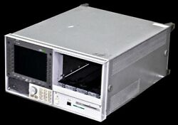 Hp Agilent 70004a Optical Spectrum Analyzer Display Mainframe/chassis Parts