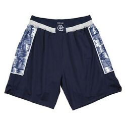 Mitchell Ness Authentic Georgetown Hoyas 1995-96 Iverson Basketball Shorts Sz M
