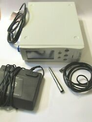 Stryker Core Dental Electric Control Console And Motor System /w Drill 5400