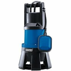 Draper Submersible Dirty Water Pump With Float Switch 1300w