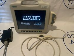 Bard Site Rite 6 Ultrasound W/ Sherlock 3cg 30 Day Warranty See Pictures