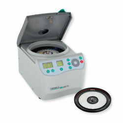 Hermle Z207-h 24 X Capillaries Compact Hematocrit Centrifuge With Rotor