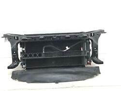 2015 2016 Ford F150 2.7l 3.5l Radiator Condensor Cooling Fan Core Support Set