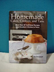 HOMEMADE CAKES COOKIES AND TARTS TRADITIONAL RECIPES KARI FINNGAARD