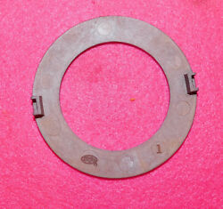 1970-73 Ford Mustang Mercury Nos C4 A/t Transmission Pump Support Thrust Washer
