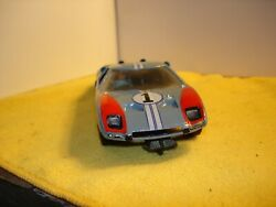 Vintage Cox Ken Miles Ford Gt Le Mans 1/24 Slot Car Offered By Mth