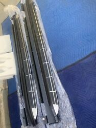 New Genuine Porsche Macan Running Boards Left And Right Brand New