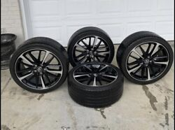 2020 Toyota Camry Xse Factory Wheels And Tires