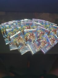 24x Unlimited Legend Of Blue Eyes Boosters Weighed-10 Heavys-14lights