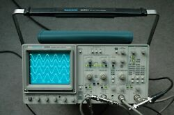 Tektronix 2245a 100 Mhz Oscilloscope, Calibrated, Two Probes, Power Cord
