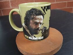 Walking Dead Collectible Coffee Mug Cup Sci Fi Zombie Smash Hit Series