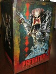Sideshow Predator Maquette Normal Version 1/4 Scale Figure Shipped From
