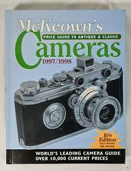 Mckeown's Price Guide To Antique And Classic Cameras By James M. Mckeown