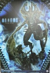 Sideshow Maquette Aliens King 2 Figure With Box Shipped From Japan