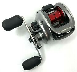 Shimano Scorpion Dc Right Hand Baitcasting Reel Excellent+++ From Japan【dhl】