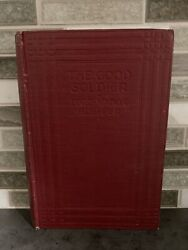 The Good Soldier British First Edition 1915 Ford Madox Hueffer John Lane Co.