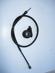 Parting Out 1998 Kawasaki Concours Zg1000 Oem Speedometer Cable And Sensor