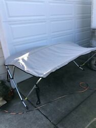 Malibu Boat Response Bimini Top With Frame And Boot 1998 And Up