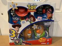Mr. Potato Head Toy Story 3 New In Box - Never Opened
