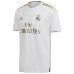 Adidas Real Madrid Official Home Soccer Jersey 2019/20