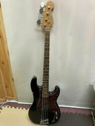Sonic Pb Model Lumtric Black Electric Bass Guitar S/n 6172 Shipped From Japan
