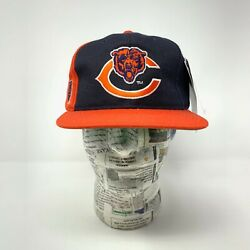 Sports Specialties Chicago Bears Nfl Proline Classic Snapback Hat Vintage Nwt