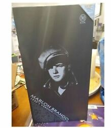 Hot Toys Marlon Brando 1950's Version 1/6 Scale M Icon Figure Shipped From Japan