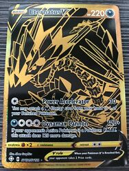 Pokemon Swsh Shining Fates Eternatus V Sv121/sv122 Shiny Secret Rare